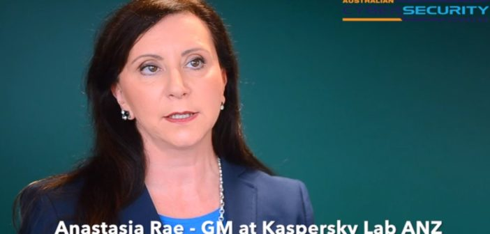 Industrial Sector needs to step up security: Anastasia Rae, Kaspersky Lab