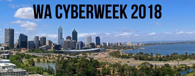 WA Cyber Week, 19-23 November 2018