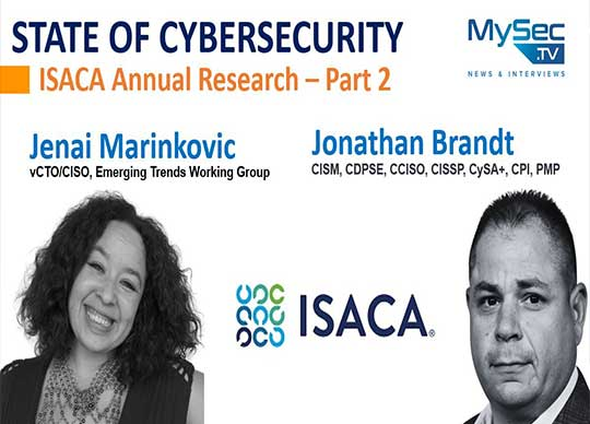 State of Cybersecurity – Part 2